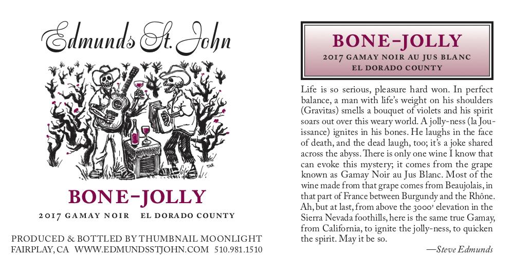Bone Jolly Gamay Noir